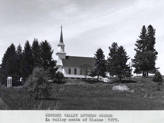 item thumbnail for Genesee Valley Lutheran Church [01]