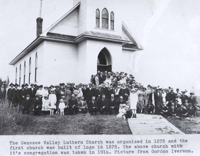 item thumbnail for Genesee Valley Lutheran Church [02]