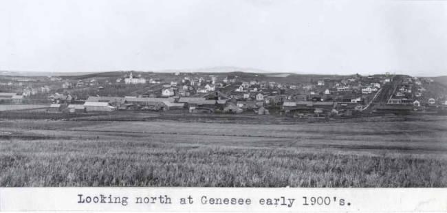 item thumbnail for Looking north at Genesee [02]
