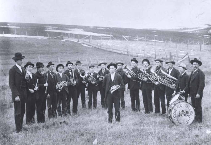 item thumbnail for Genesee Valley Band