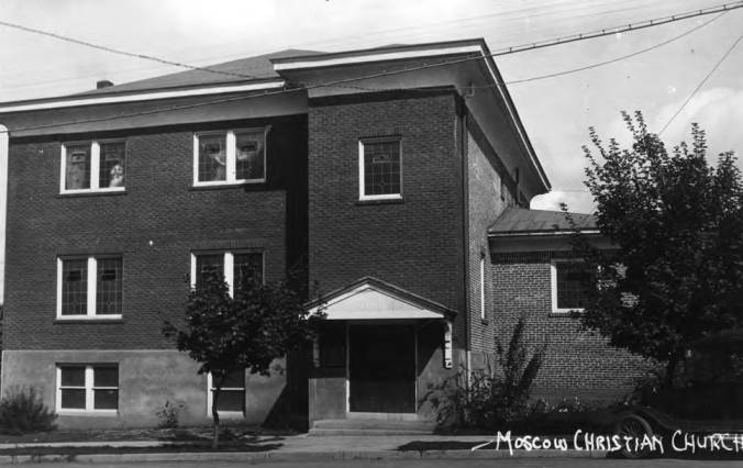 item thumbnail for Christian Church between Washington and Jefferson streets