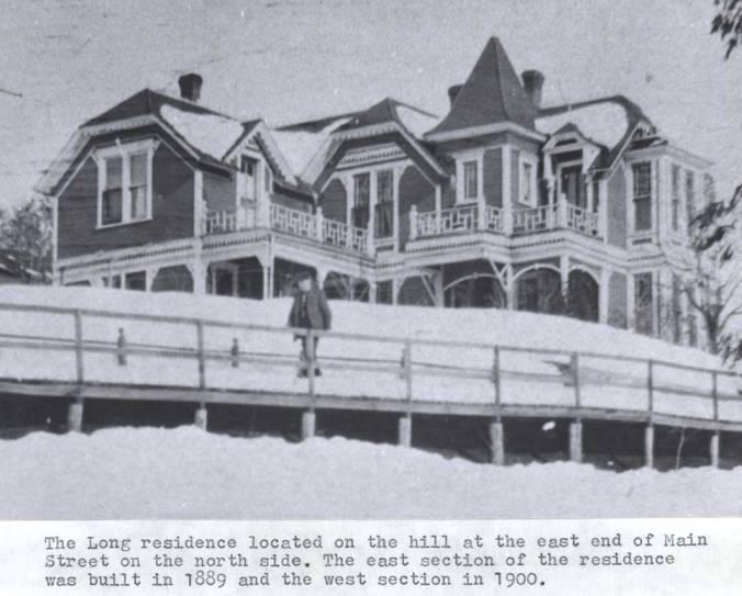 item thumbnail for Long residence in Kendrick