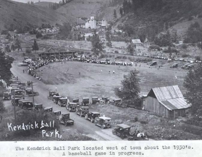 item thumbnail for Kendrick ball park