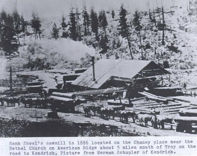 item thumbnail for Hank Skeel's sawmill