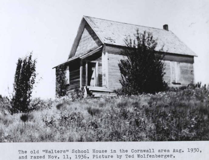 item thumbnail for Walters School House in Cornwall