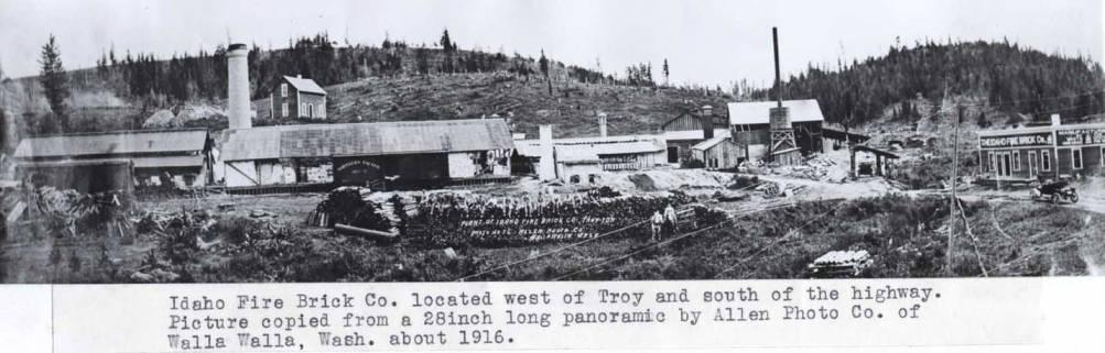 item thumbnail for Idaho Fire Brick Company [01]