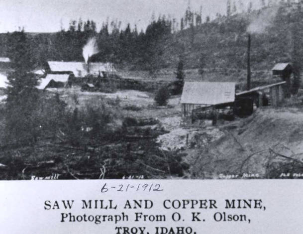 item thumbnail for Sawmill and copper mine in Troy