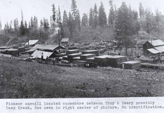 item thumbnail for Pioneer sawmill