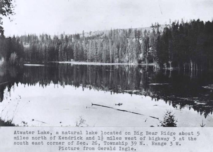 item thumbnail for Atwater Lake