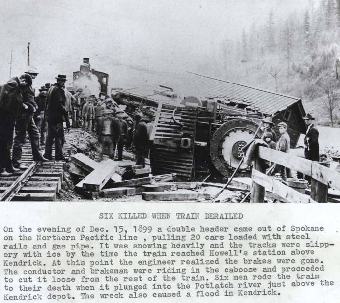 item thumbnail for Train wreck [02]