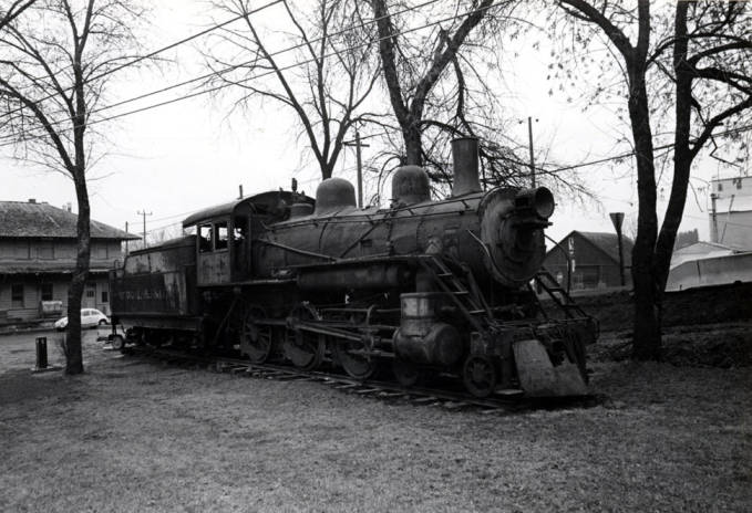 item thumbnail for W.I.& M. [Washington, Idaho & Montana Railway] engine No. 1 [01]