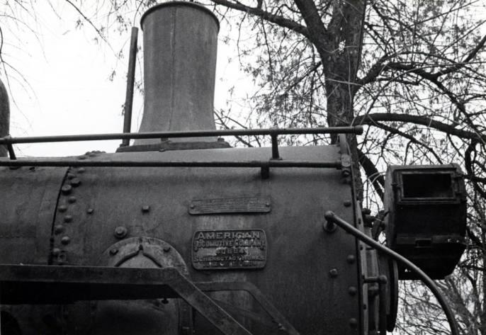 item thumbnail for W.I.& M. [Washington, Idaho & Montana Railway] engine No. 1 [03]