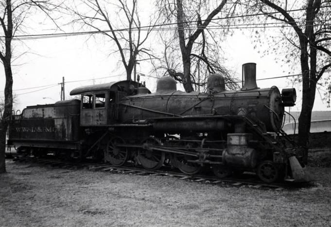 item thumbnail for W.I.& M. [Washington, Idaho & Montana Railway] engine No. 1 [02]