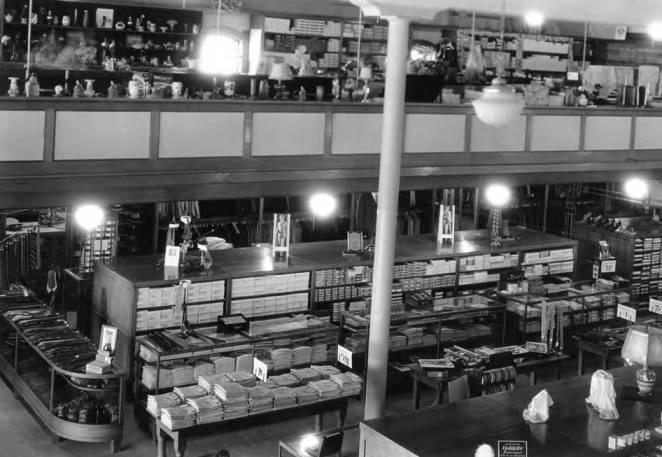 item thumbnail for Davids' mens' department in 1940