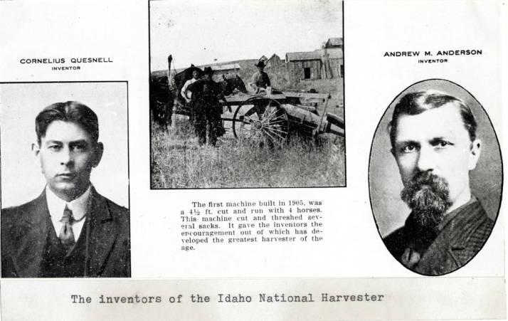 item thumbnail for Idaho National Harvester creators