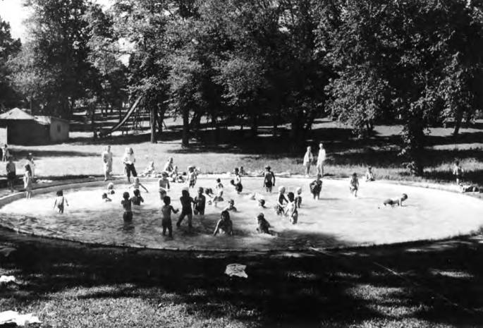 item thumbnail for East City Park, Kiddies Wading Pool