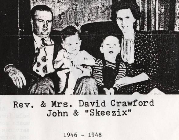 item thumbnail for Rev. David Crawford and Family