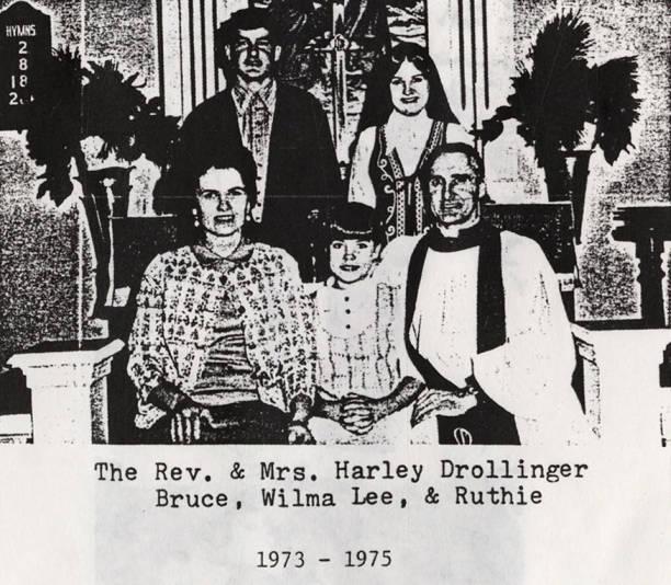 item thumbnail for Rev. Harley Drollinger and Family