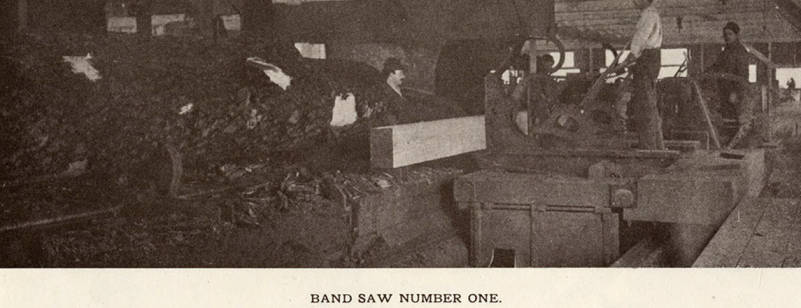 item thumbnail for Band Saw Number One