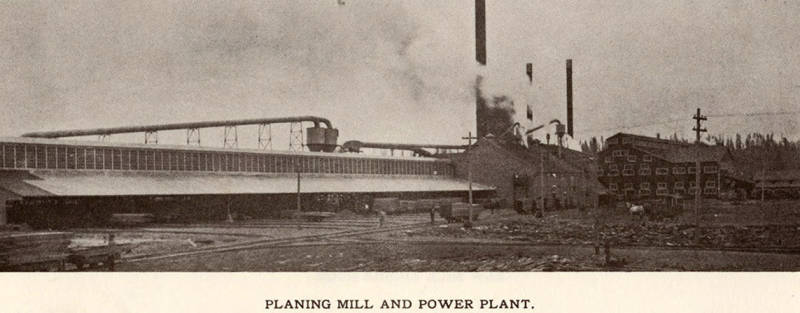 item thumbnail for Planing Mill and Power Plant