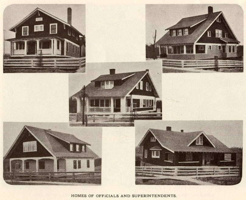 item thumbnail for Homes of Officials and Superintendents