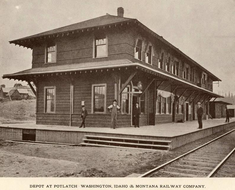 item thumbnail for Train Depot