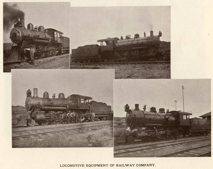 item thumbnail for Locomotive Equipment