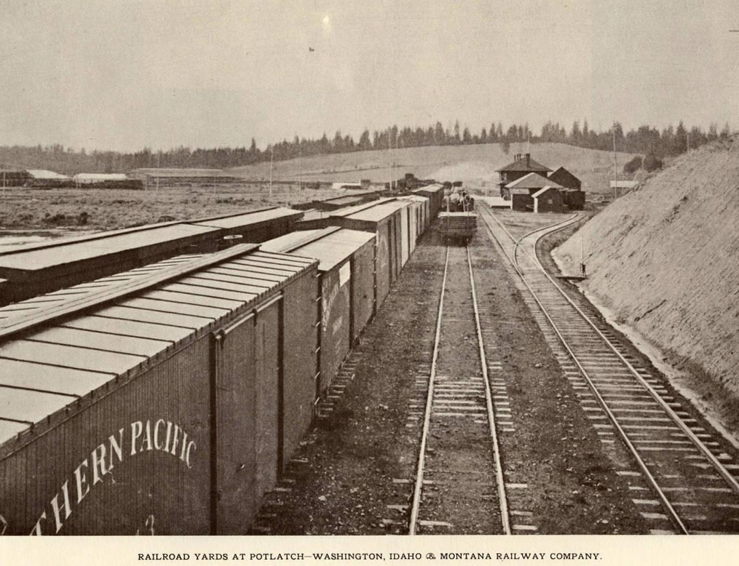 item thumbnail for Railroad Yard