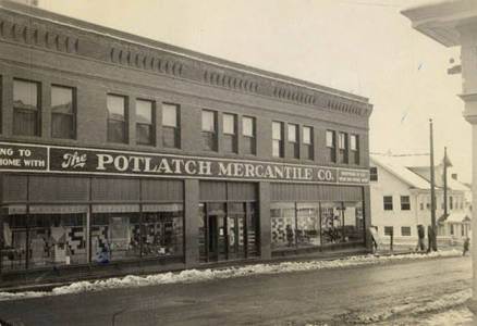 item thumbnail for Potlatch Mercantile Co. Building