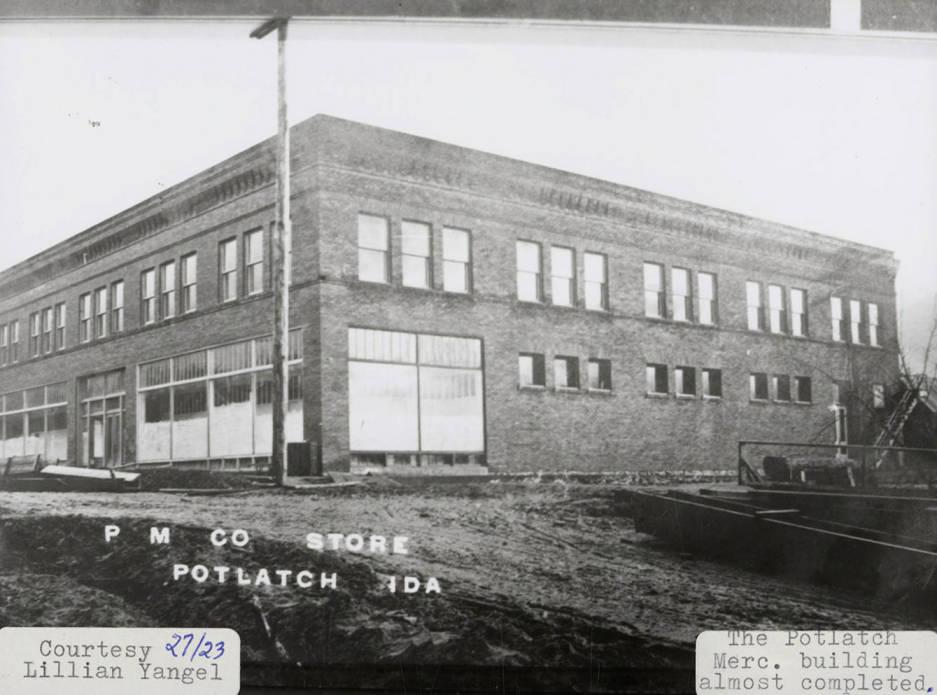 item thumbnail for Potlatch Mercantile Co. Store