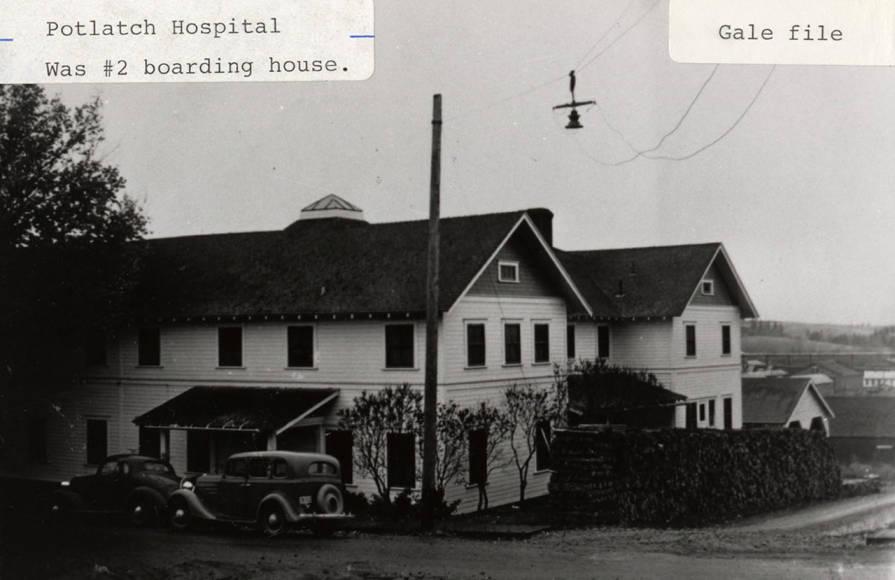 item thumbnail for Potlatch Hospital
