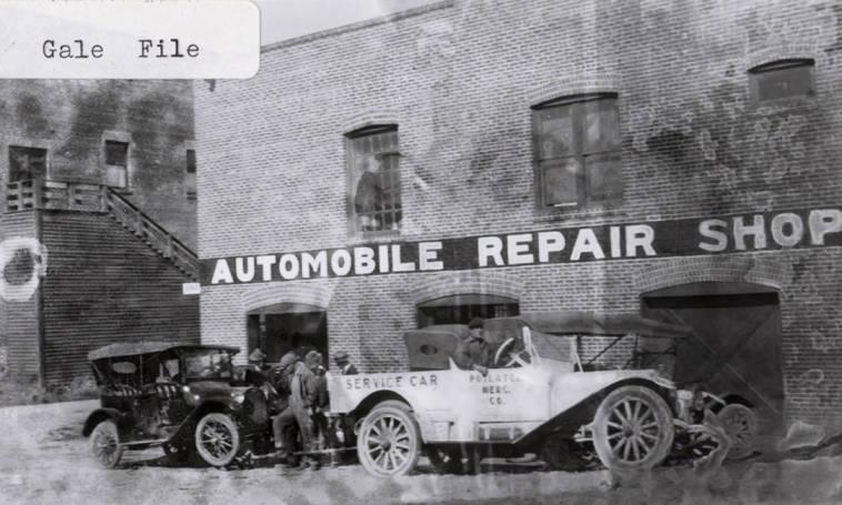 item thumbnail for Automobile Repair Shop
