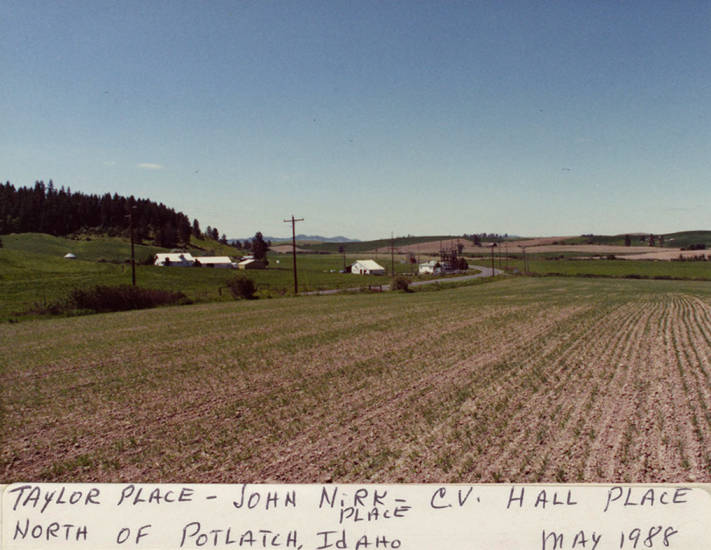 item thumbnail for Homesteads North of Potlatch