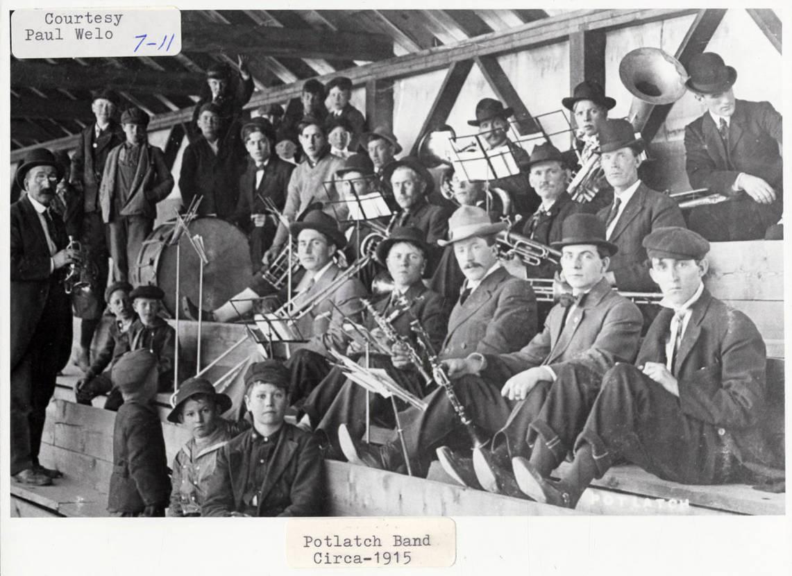 item thumbnail for Potlatch Band