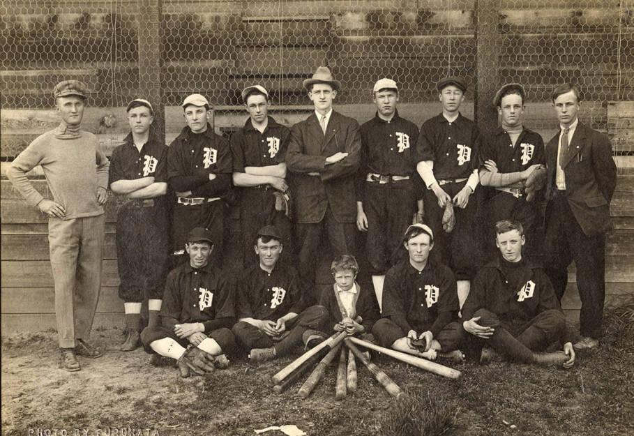 item thumbnail for P.H.S. Baseball Team