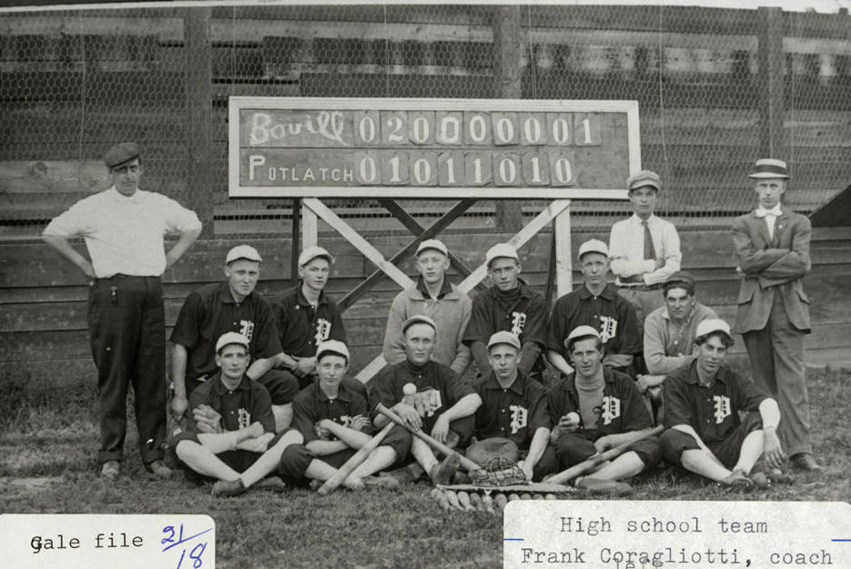 item thumbnail for P.H.S. Baseball Team  2