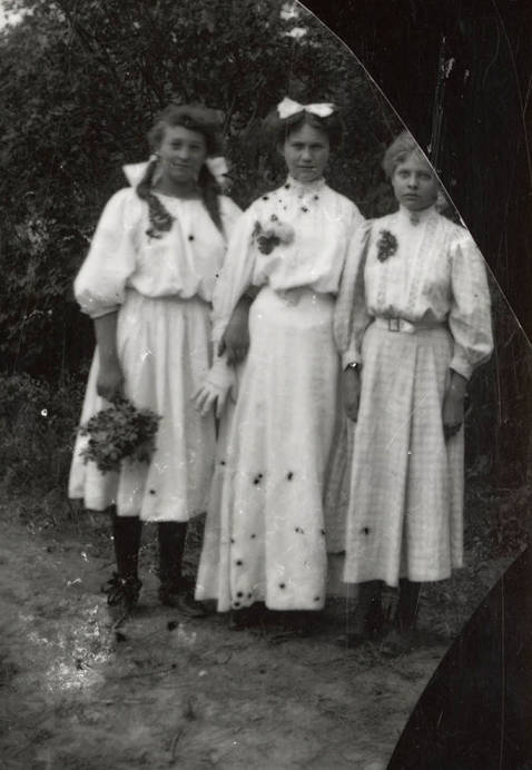 item thumbnail for Three Unknown Women