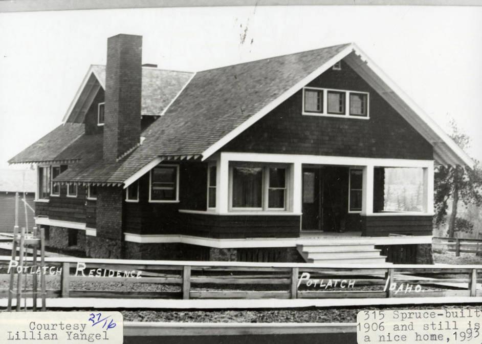 item thumbnail for Potlatch Residence