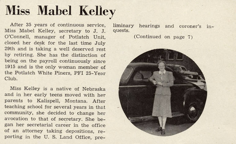 item thumbnail for Miss Mabel Kelly