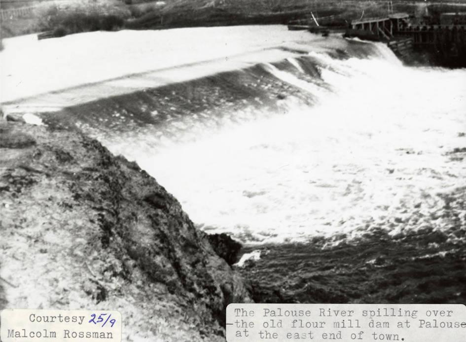 item thumbnail for Old Flour Mill Dam