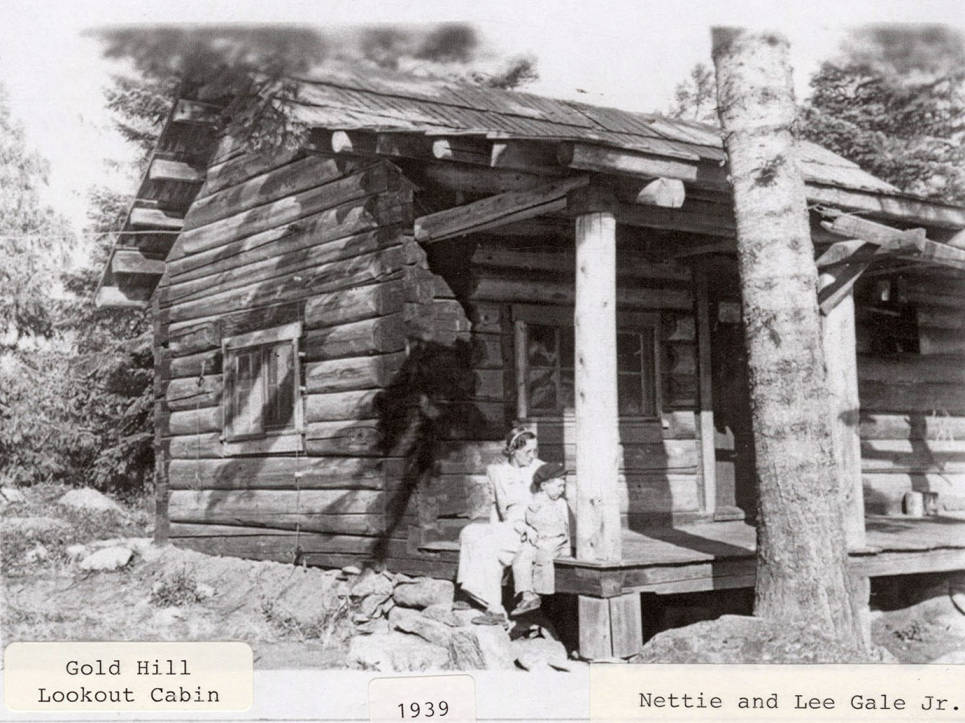 item thumbnail for Gold Hill Lookout Cabin