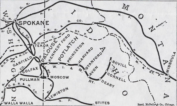 item thumbnail for Railway Map