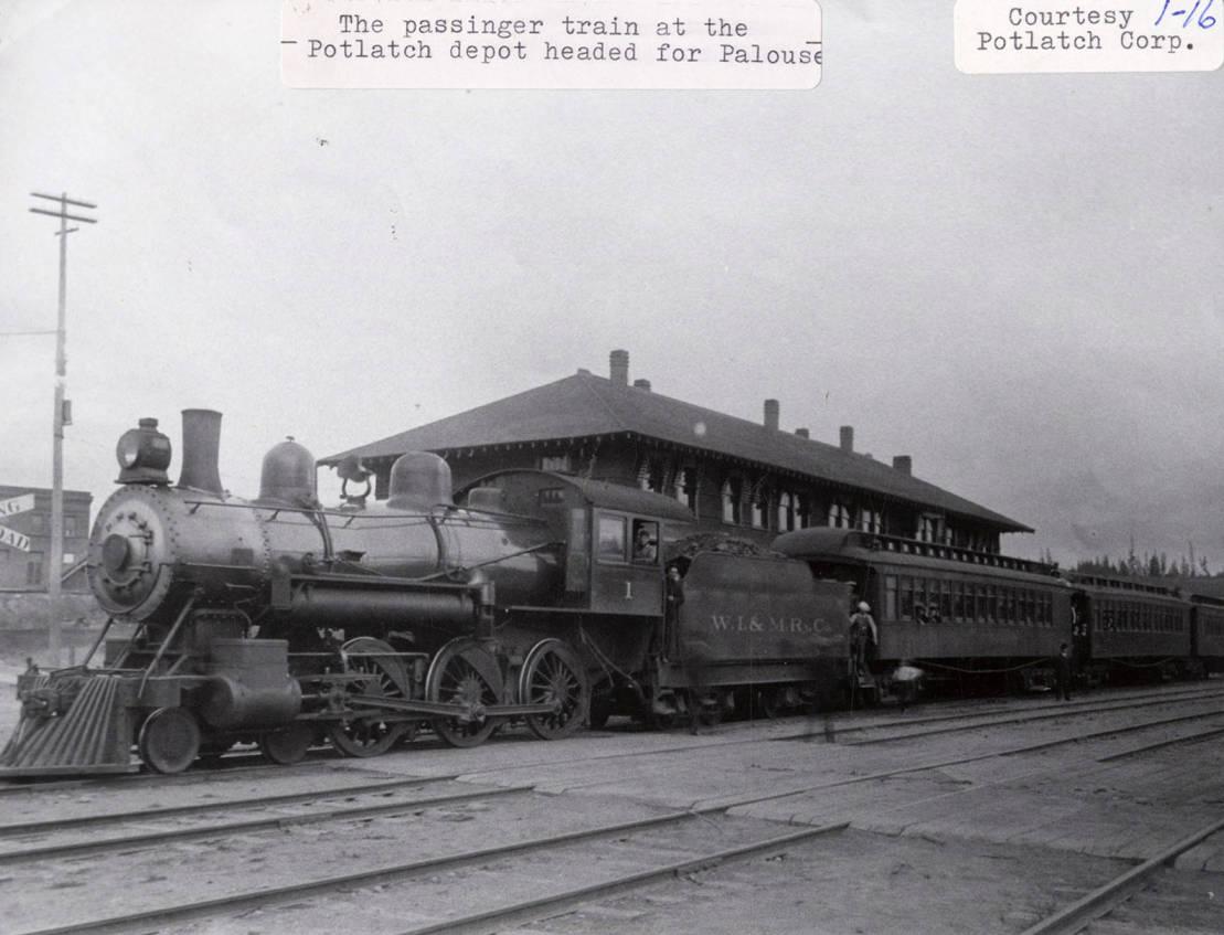 item thumbnail for Passenger Train