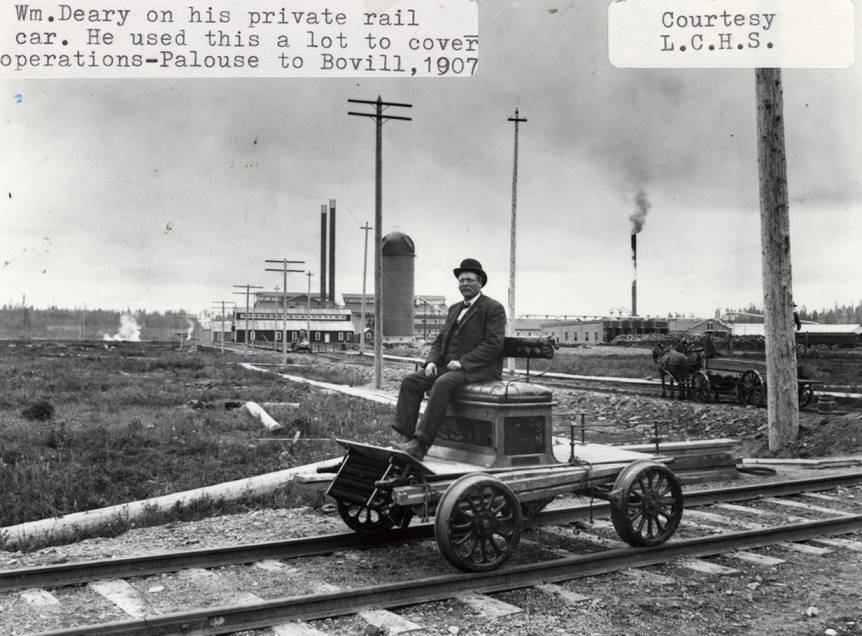 item thumbnail for Private Rail Car