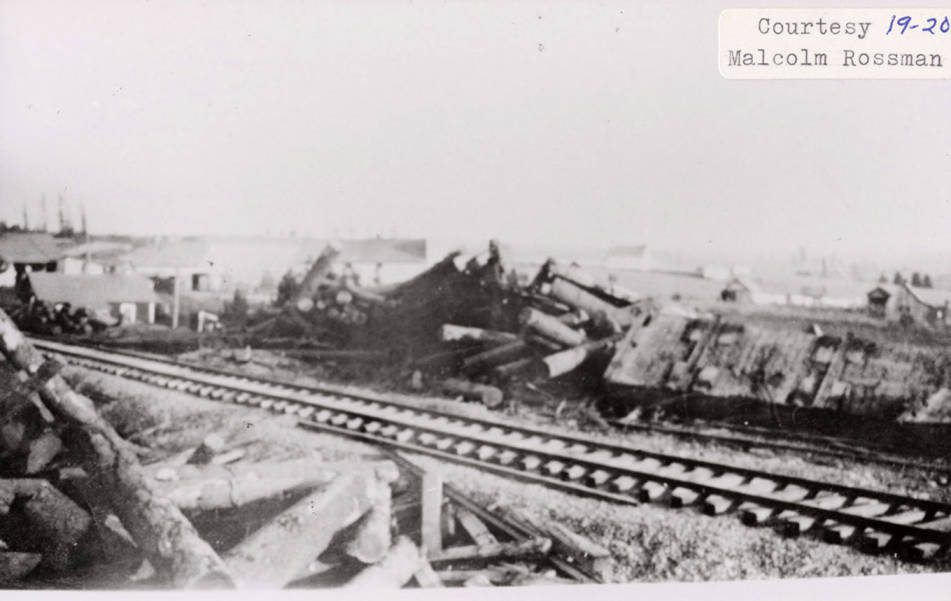 item thumbnail for Logging Wreck
