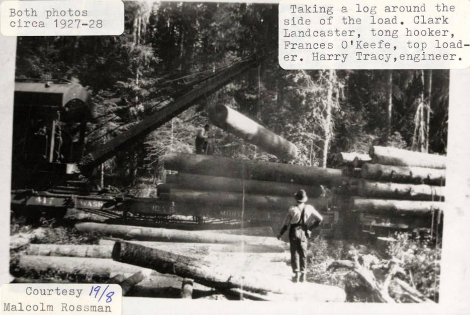 item thumbnail for Loading Logs