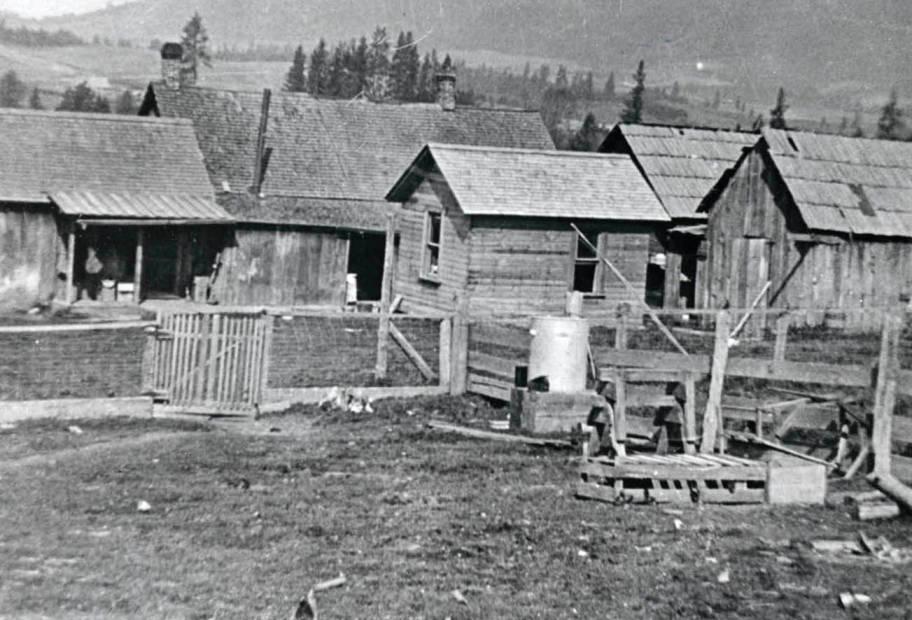 item thumbnail for The original Nirk homestead