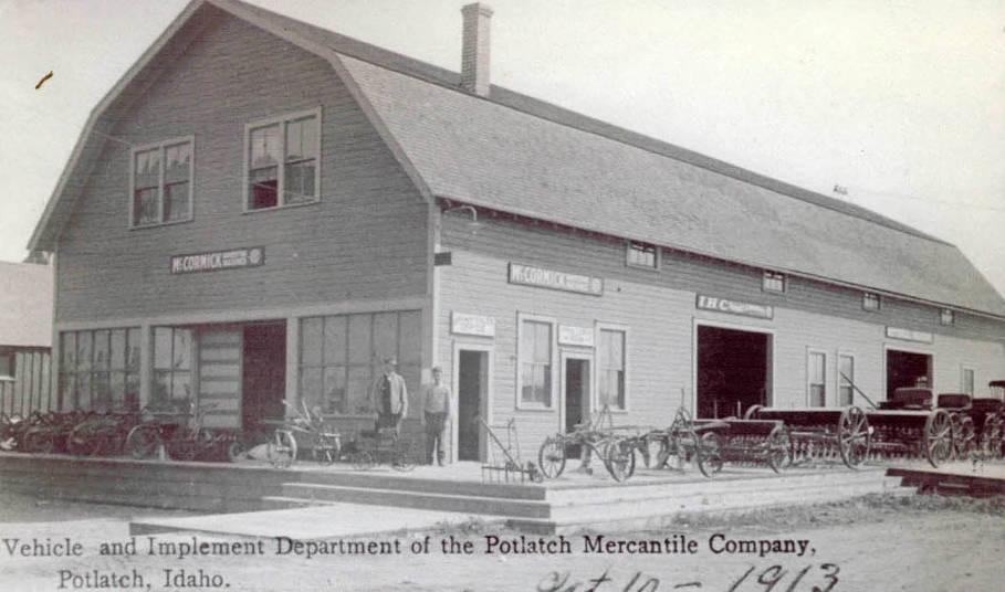 item thumbnail for Potlatch Mercantile Company
