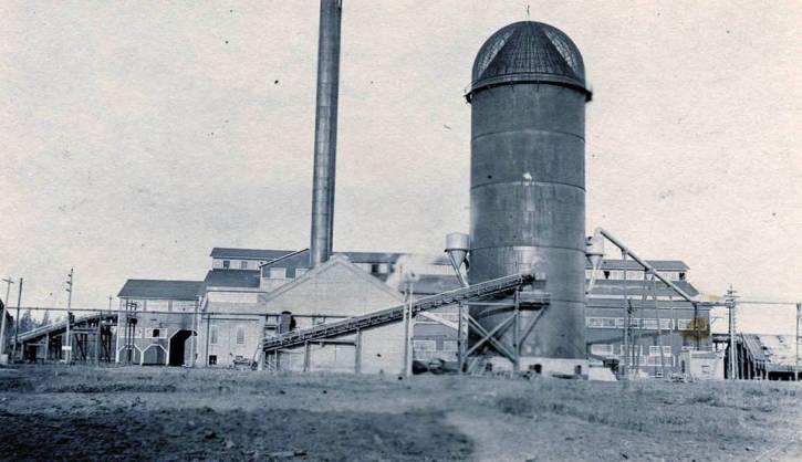 item thumbnail for Potlatch Lumber Company mill