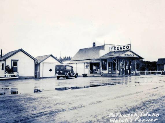 item thumbnail for Welch's Corner Texaco station